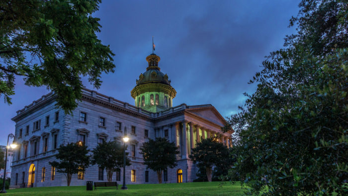 5. South Carolina State House