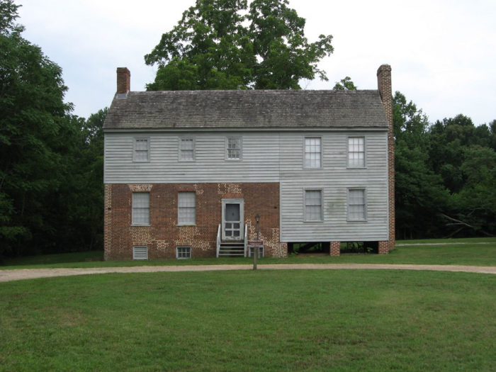 4. Cold Harbor Battlefield Park (Richmond)