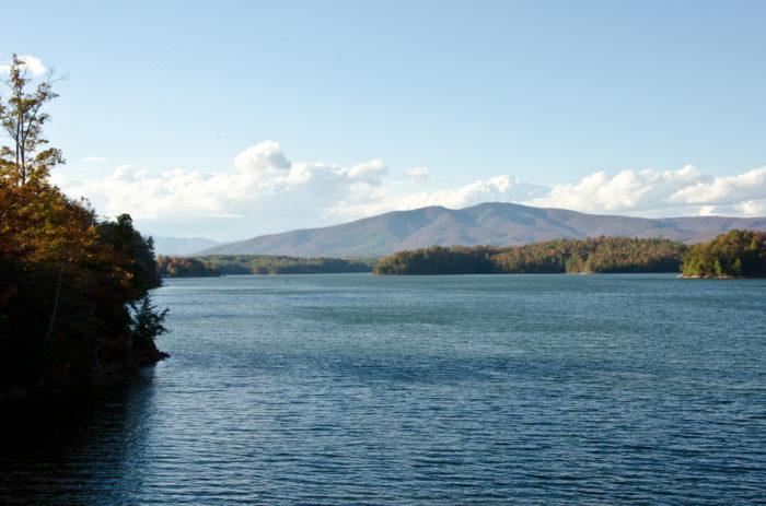 1. Lake James
