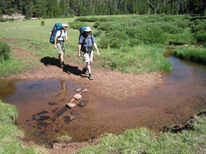 5. The Backcountry In The High Uintas