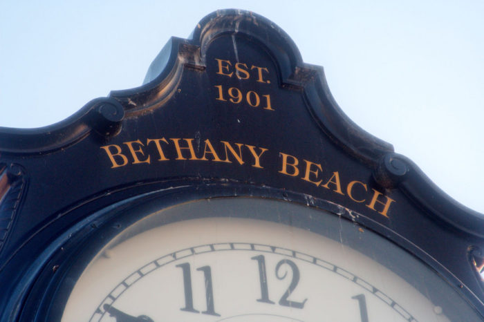 Historic Bethany Beach is a great town to explore while you wait for showtime.