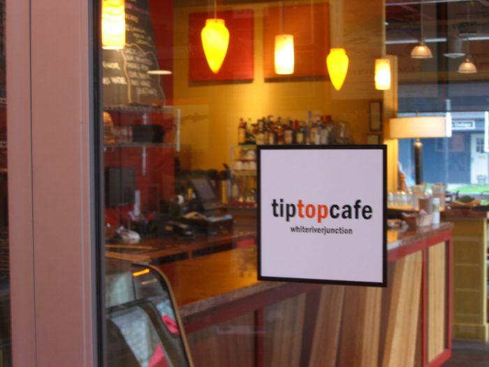 6.  Tip Top Cafe - 85 N Main Street, White River Junction