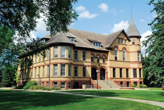5. North Dakota State University, Ceres Hall