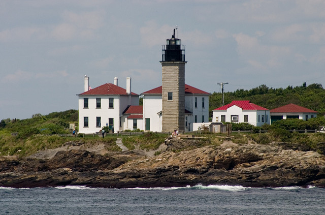 10. You've gone to Beavertail State Park.