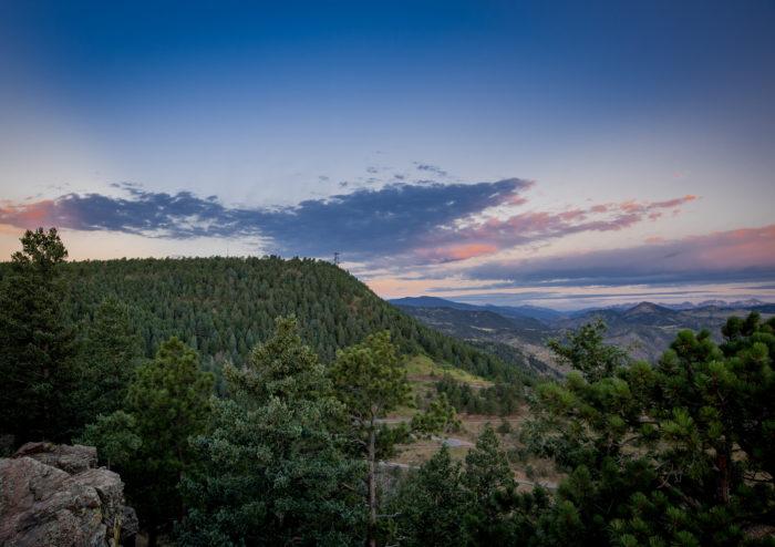 1. Chimney Gulch Trail