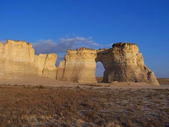 1. Monument Rocks (Quinter)