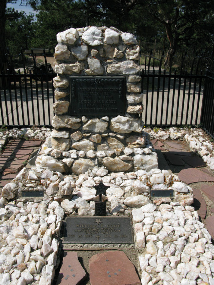 11. Buffalo Bill's Grave (Golden)