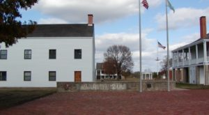 Take A Step Back In Time At This Old Military Fort Hiding In Kansas