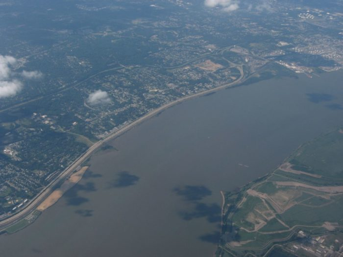 13. The river gives this one away! Can you name the neighborhood?