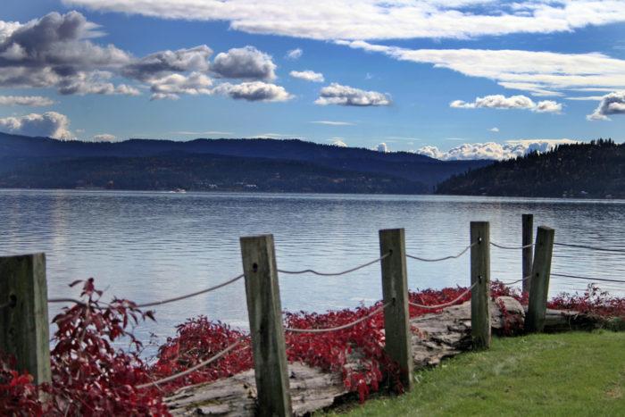 6. Visit every North Idaho lake.