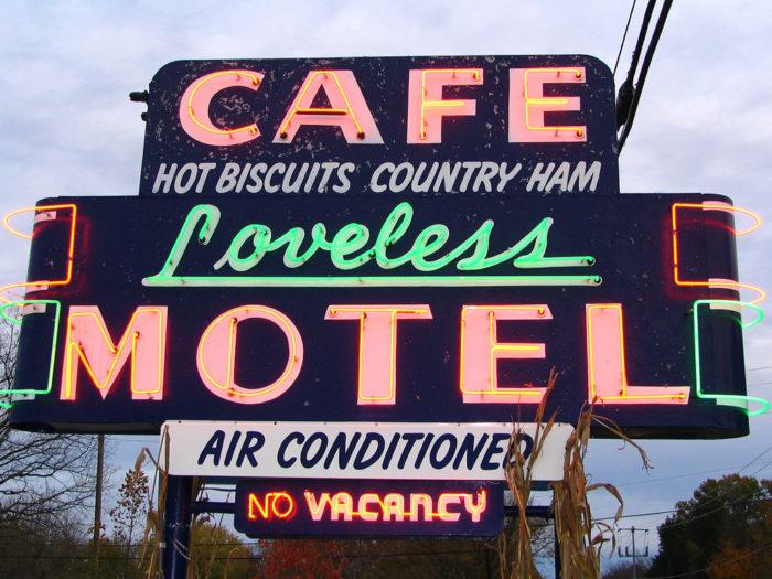 1. Loveless Café - Breakfast