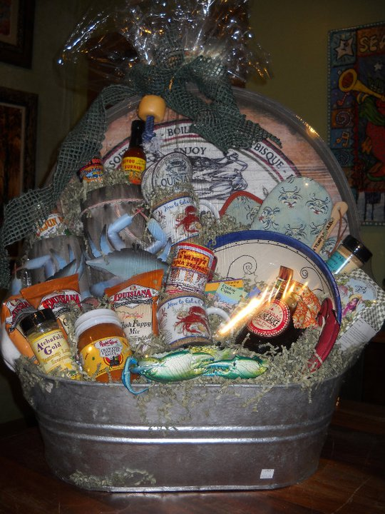 They also sell large scale gift baskets that are really special.