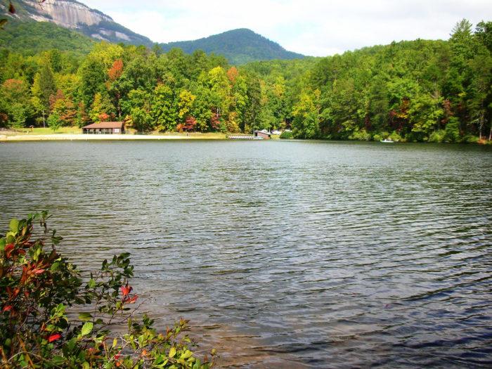 Seasonal swimming at Pinnacle Lake has been an upstate sensation for generations of families.
