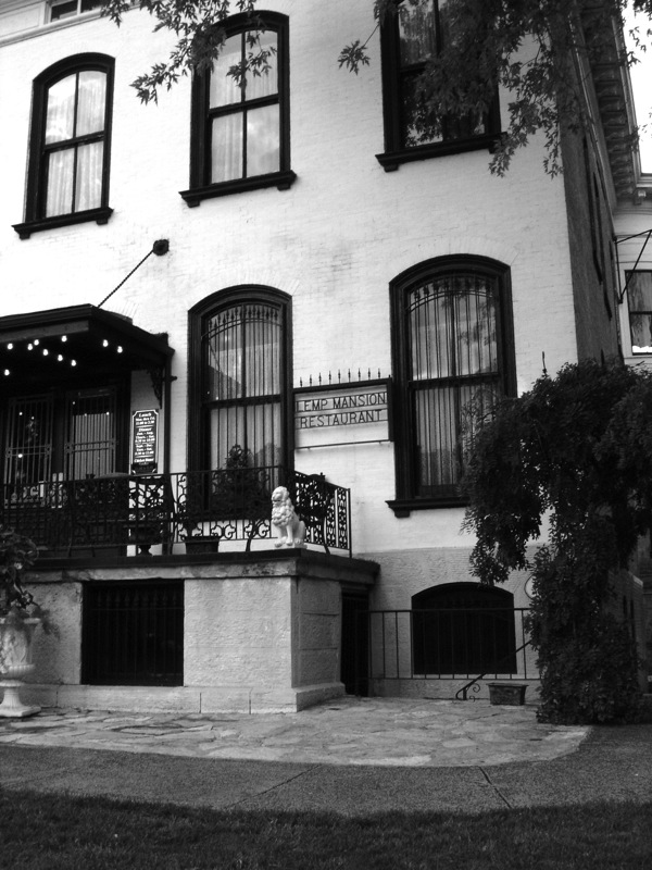 Six Lemp family members gone; four of their own will inside Lemp Mansion.