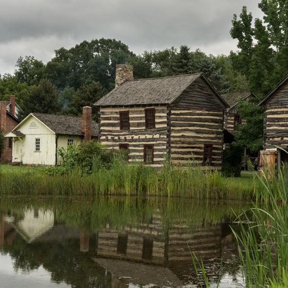 Old Bedford Village, or…