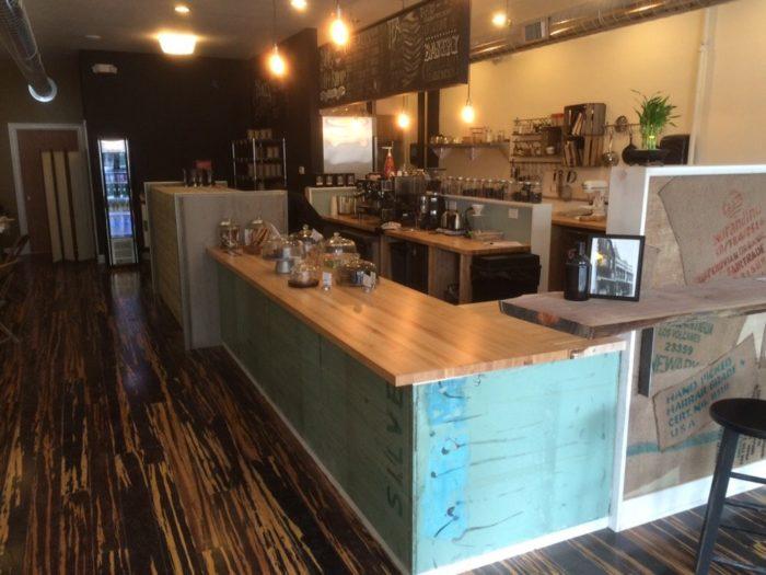 3. Zeke's Coffee - 6015 Penn Avenue