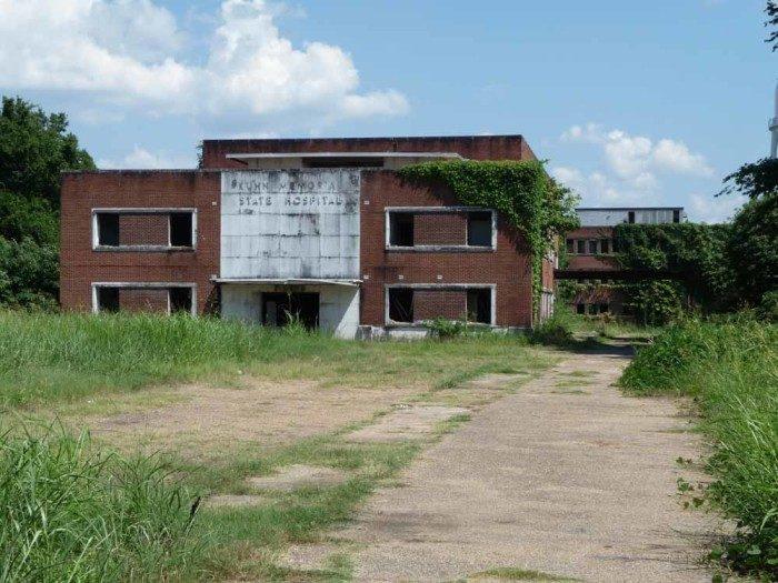 3. Kuhn State Memorial Hospital (1422 Martin Luther King Jr. Blvd, Vicksburg)
