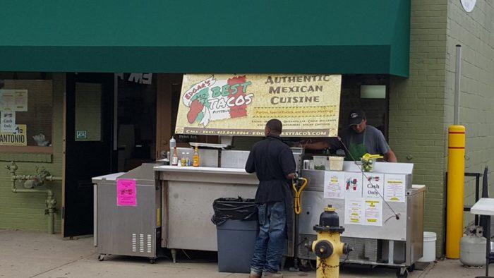 3. Edgar Tacos – 2627 Penn Avenue