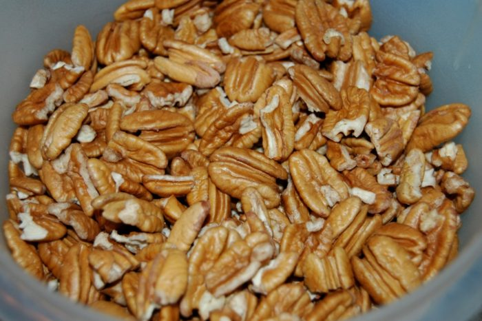 """10. In Albuquerque, it's illegal to sell """"decidedly shrunken"""" pecans."""