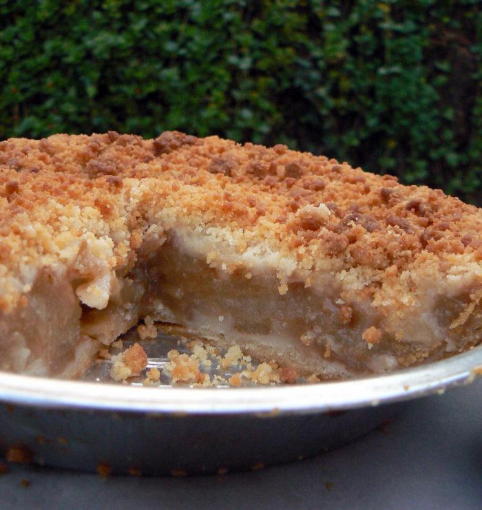 7. Julian Apple Pie at Julian Pie Company