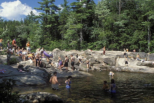 3. Visit your favorite swimming hole.