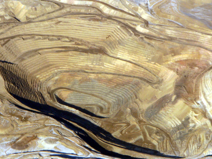 6. Round Mountain Gold Mine