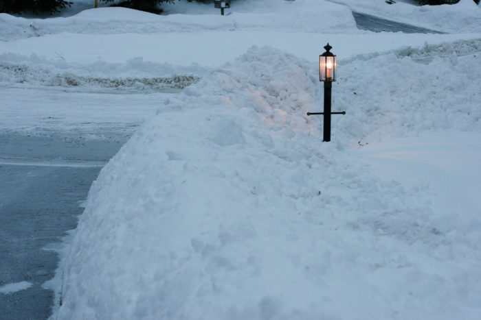 Michigan is in for a lot more snow than normal. Get ready to dig out your mailbox!