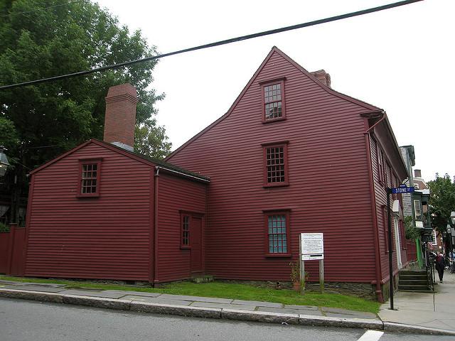 7. Wanton-Lyman-Hazard House, Newport