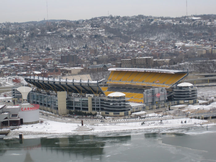 This winter, Steelers fans could be very, very cold...