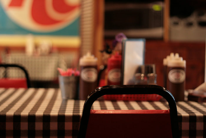 3. The food scene in general might not be so impressive or full of down home atmosphere.
