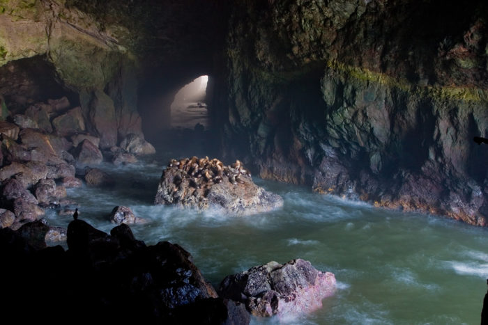 The caves are breathtakingly beautiful.