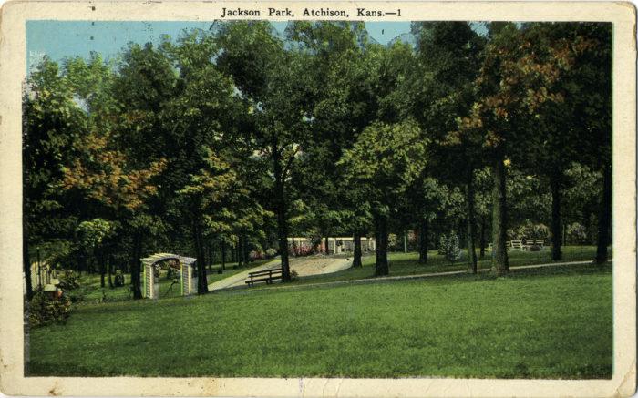 7. Jackson Park (Atchison)