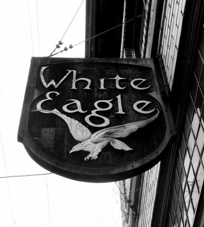 4. White Eagle Tavern
