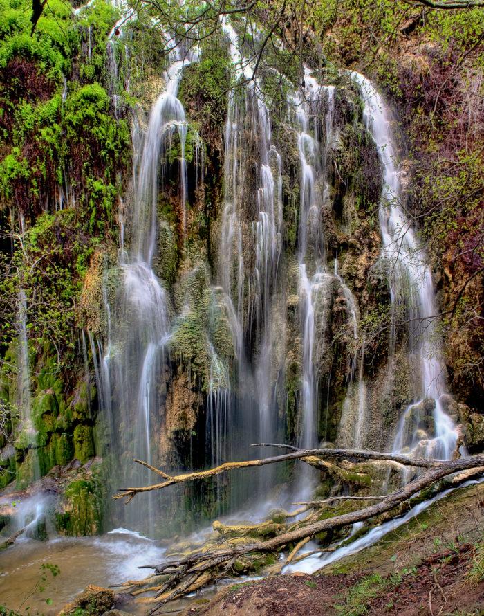 5. Gorman Falls (Bend)