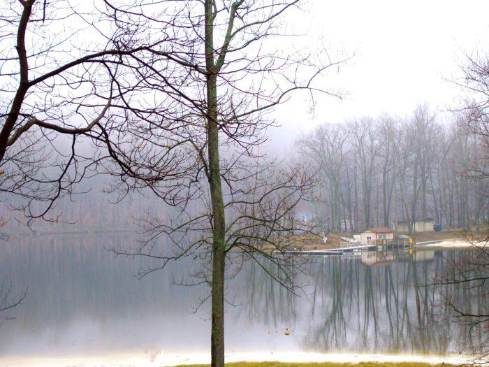 6. Hunting Creek Lake