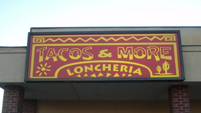 6. Tacos and More Loncheria— 1238 S Houston Lake Rd, Warner Robins, GA 31088