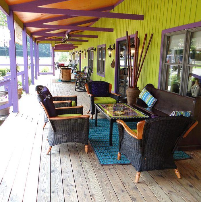 1. Provence Market Cafe, Bridgeport