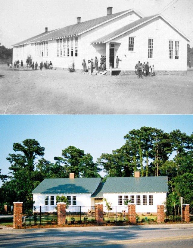 9. Historic Myrtle Beach Colored School Museum