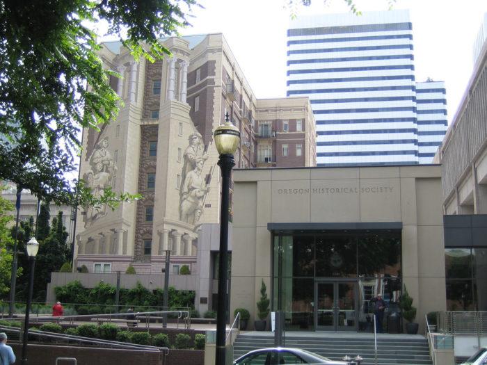 9. Oregon Historical Society