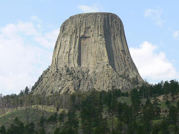 4. Visit Devil's Tower