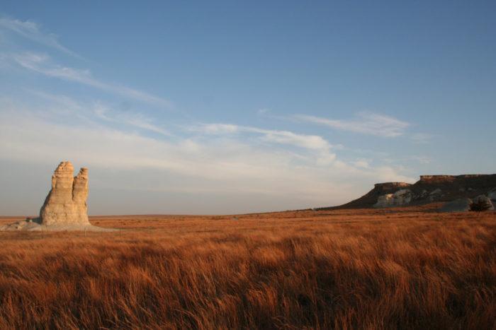 2. Castle Rock (Quinter)