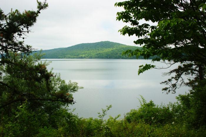 9. Round Valley Reservoir, Clinton
