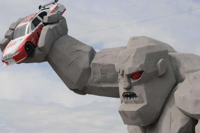 1. Miles the Monster, Dover Speedway