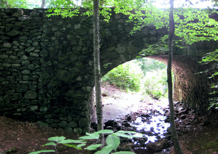 But who knows where else the water may lead you! With over 900 acres of land, this stone tunnel is just the beginning!