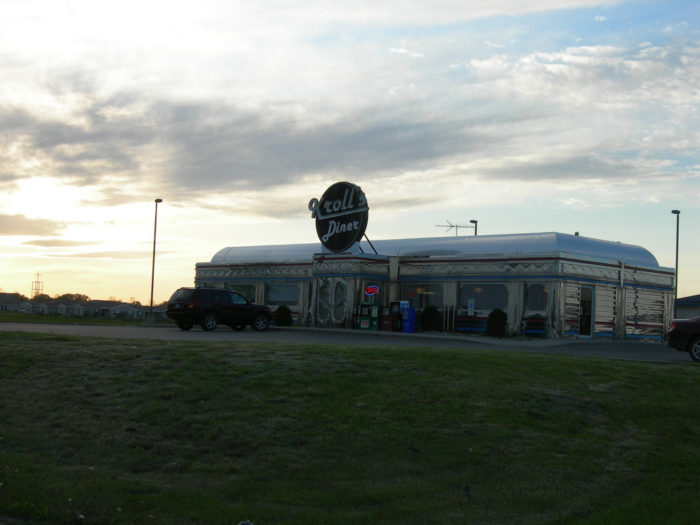 3. Eat at a Kroll's Diner, or forever have their commercials stuck in your head!