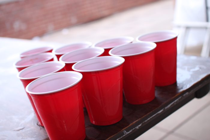 10. Red Solo Cup - Anniston