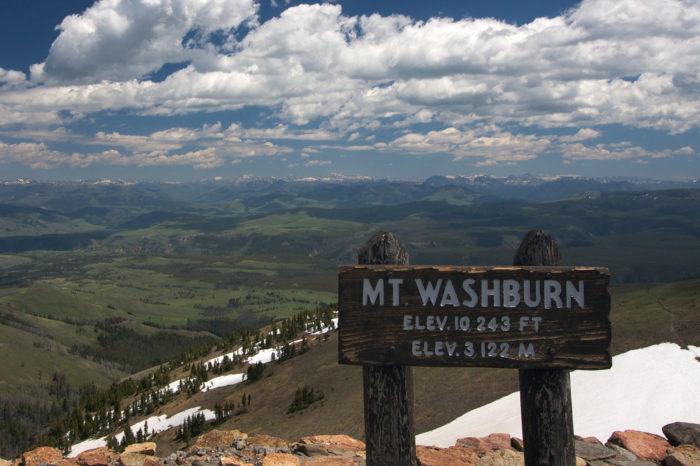 6. Hike Mt. Wasburn