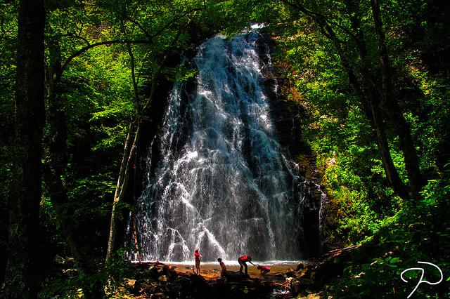 1. Crabtree Falls Loop Trail