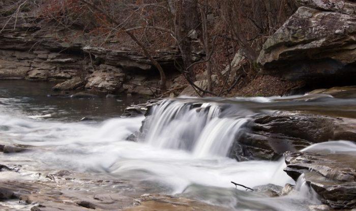 6. Turkey Creek Falls