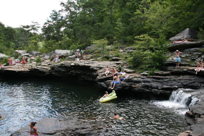 3. Martha's Falls (Hippie Hole)